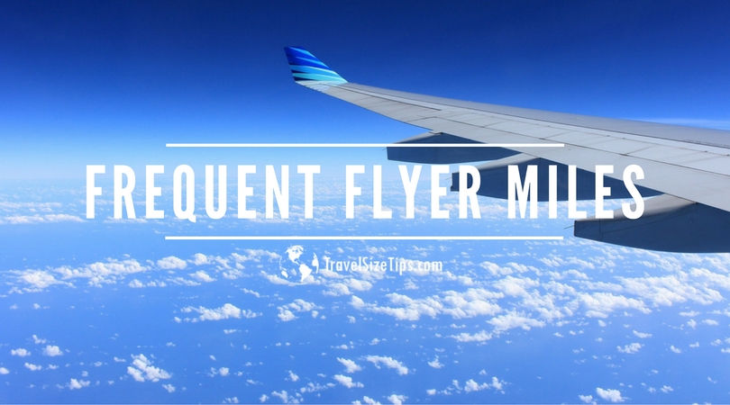 how do i get frequent flyer miles